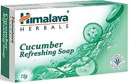 Düfte, Parfümerie und Kosmetik Erfrischende Seife mit Gurke - Himalaya Herbals Refreshing Cucumber