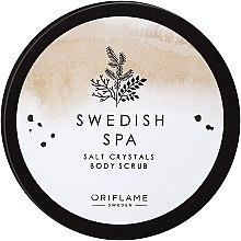 Düfte, Parfümerie und Kosmetik Glättendes Körperpeeling - Oriflame Swedish Spa Body Scrub