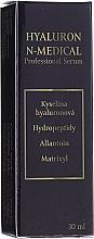 Düfte, Parfümerie und Kosmetik Professionelle Hyaluronsäure - N-Medical Hyalron Professional Serum