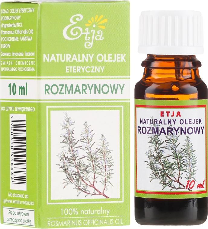 Natürliches ätherisches Rosmarinöl - Etja Natural Essential Oil