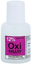 Oxidationsmittel 12% - Kallos Cosmetics OXI Oxidation Emulsion With Parfum — Bild N2