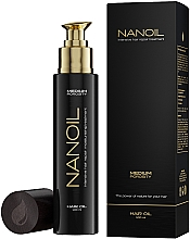 Düfte, Parfümerie und Kosmetik Öl für Haare mit mittlerer Porösität - Nanoil Hair Oil Medium Porosity