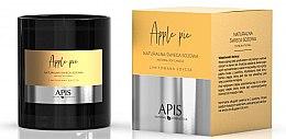 Düfte, Parfümerie und Kosmetik Natürliche Soja-Duftkerze Apple Pie - APIS Professional Apple Pie Candle
