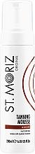 Düfte, Parfümerie und Kosmetik Selbstbräuner-Mousse Mittelstufe - St.Moriz Instant Self Tanning Mousse Medium