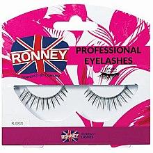 Düfte, Parfümerie und Kosmetik Künstliche Wimpern - Ronney Professional Eyelashes 00006