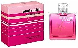 Düfte, Parfümerie und Kosmetik Paul Smith Sunshine Edition For Women 2014 - Eau de Toilette