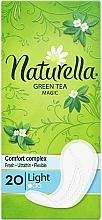 Düfte, Parfümerie und Kosmetik Slipeinlagen Green Tea Magic Normal 20 St. - Naturella Green Tea Magic Normal