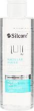 Düfte, Parfümerie und Kosmetik Feuchtigkeitsspendendes Mizellenwasser für das Gesicht - Silcare Quin Face Normalizing Micellar Water