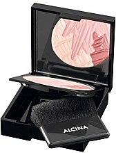 Düfte, Parfümerie und Kosmetik Gesichtsrouge - Alcina Brilliant Blush