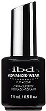 Düfte, Parfümerie und Kosmetik Gel Nagelüberlack - IBD Advanced Wear Top Coat