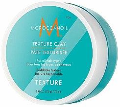 Düfte, Parfümerie und Kosmetik Mattierende Modellierpaste für alle Haartypen mit Arganöl - Moroccanoil Texture Clay