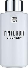 Düfte, Parfümerie und Kosmetik Givenchy L'Interdit - Luxuriöses Duschöl
