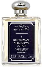 Düfte, Parfümerie und Kosmetik Taylor Of Old Bond Street Mr Taylors Aftershave Lotion - Perfumowany balsam po goleniu