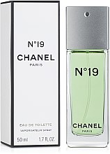 Düfte, Parfümerie und Kosmetik Chanel N19 - Eau de Toilette