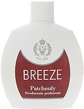 Düfte, Parfümerie und Kosmetik Breeze Squezee Deodorante Patchouly - Parfümiertes Deospray