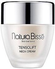 Düfte, Parfümerie und Kosmetik Anti-Aging Hals- und Dekolleté-Creme - Natura Bisse Tensolift Neck Cream