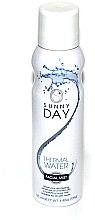 Düfte, Parfümerie und Kosmetik Feuchtigkeitsspendendes Thermalwasser für das Gesicht - Sunny Day