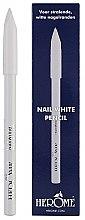 Düfte, Parfümerie und Kosmetik Nagelweißstift - Herome Nail White Pencil