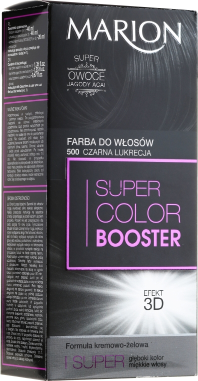 Haarfarbe - Marion Super Color Booster — Bild N1