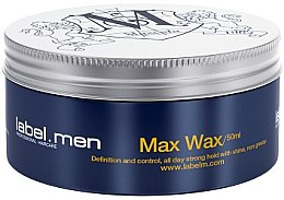 Düfte, Parfümerie und Kosmetik Haarstylingwachs für Männer Starker Halt - Label.m Max Wax