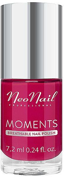Nagellack - NeoNail Professional Moments Breathable Nail Polish