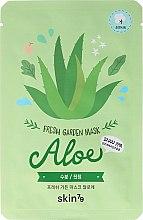 Düfte, Parfümerie und Kosmetik Tuchmaske für das Gesicht mit Aloe - Skin79 Fresh Garden Mask Aloe