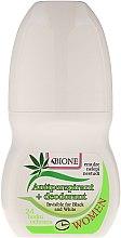 Düfte, Parfümerie und Kosmetik Antiperspirant für Frauen - Bione Cosmetics Antiperspirant + Deodorant Green
