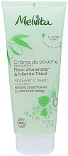 Düfte, Parfümerie und Kosmetik Duschcreme it Mandelblüten und Limette-Honig - Melvita Shower Almond & Lime Tree Honey