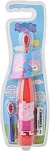 Düfte, Parfümerie und Kosmetik Elektrische Zahnbürste für Kinder Peppa Pig - Lorenay Peppa Pig Electric Toothbrush