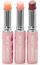 Düfte, Parfümerie und Kosmetik Swederm Chameleon (Chamäleon-Lippenbalsam 3x3ml) - Lippenpflegeset