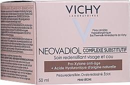 Düfte, Parfümerie und Kosmetik Anti-Aging Gesichtscreme für trockene Haut - Vichy Neovadiol