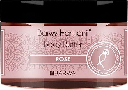 Körperöl mit Rosen - Barwa Harmony Body Butter Rose — Bild N1