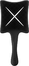 Düfte, Parfümerie und Kosmetik Detangler-Haarbürste Classic Beluga Black - Ikoo Paddle X Classic Beluga Black