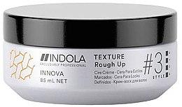 Düfte, Parfümerie und Kosmetik Texturierendes Haarcreme-Wachs - Indola Innova Texture Rough Up