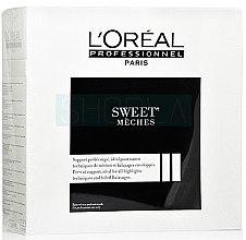 Düfte, Parfümerie und Kosmetik Strähnenpapier zur Aufhellung der Haare 50 m - L'oreal Professionnel Sweet Meches
