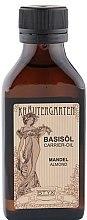 Düfte, Parfümerie und Kosmetik Mandelöl für trockene, spröde und empfindliche Haut - Styx Naturcosmetic Basisol Carrier-Oil