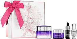 Düfte, Parfümerie und Kosmetik Gesichtspflegeset - Lancome Renergie Multi-Lift (Tagescreme 50ml + Nachtcreme 15ml + Augenkonzentrat 5ml + Serum 7ml)