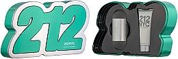 Düfte, Parfümerie und Kosmetik Carolina Herrera 212 NYC - Duftset (Eau de Toilette 60ml + Körperlotion 75ml)