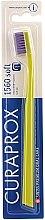 Düfte, Parfümerie und Kosmetik Zahnbürste weich CS 1560 hellgrün-lila - Curaprox
