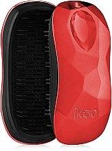 Düfte, Parfümerie und Kosmetik Haarbürste Dragon Lady Red - Ikoo Home Black Dragon Lady Red