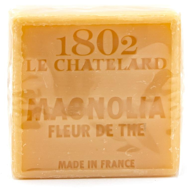 Seife - Le Chatelard 1802 Soap Magnolia Tea Flower