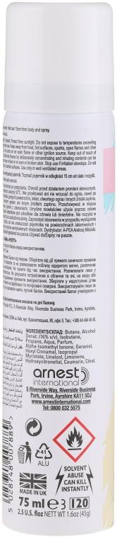 Deodorant - Tiama Body Deodorant Purity — Bild N2