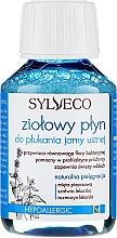 Düfte, Parfümerie und Kosmetik Mundspülung - Sylveco Herbal Mouthwash (Mini)