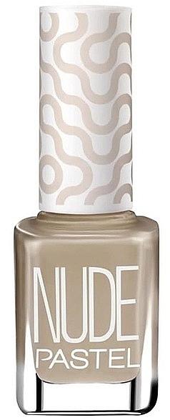 Nagellack - Pastel Nude Nail Polish