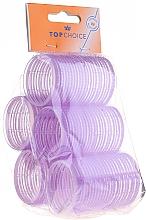 Düfte, Parfümerie und Kosmetik Klettwickler 0416 41 mm 5 St. - Top Choice Velcro