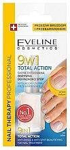 Düfte, Parfümerie und Kosmetik Intensivkur für Zehennägel 9in1 - Eveline Cosmetics Nail Therapy Total Action 9in1