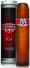 Düfte, Parfümerie und Kosmetik Cuba Red - Eau de Toilette