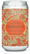 Düfte, Parfümerie und Kosmetik Duftkerze im Glas Tresoro Del Sultano - FraLab Damasco Tresoro Del Sultano Candle