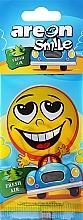 Düfte, Parfümerie und Kosmetik Auto-Lufterfrischer mit frischem Duft - Areon Smile Fresh Air