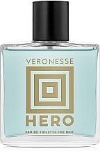Düfte, Parfümerie und Kosmetik Vittorio Bellucci Veronesse Hero - Eau de Toilette